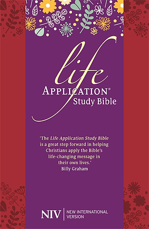 NIV Life Application Study Bible (Anglicised)