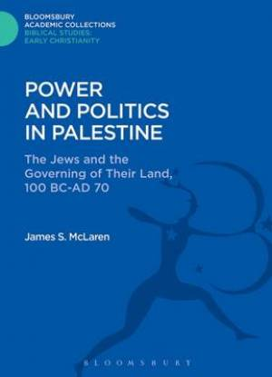 Power and Politics in Palestine