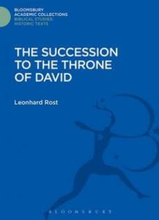 The Succession to the Throne of David