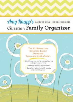 Amy Knapp's Christian Family Organizer