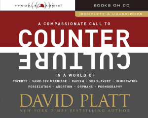 Counter Culture Audio CD