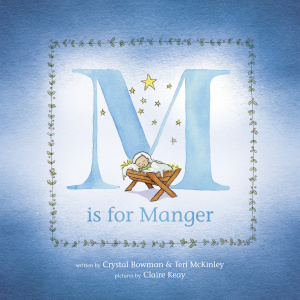 M Is for Manger