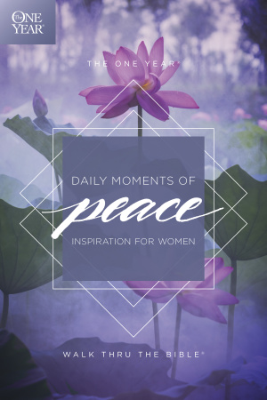 The One Year Daily Moments of Peace