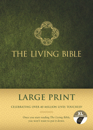The Living Bible Large Print Edition