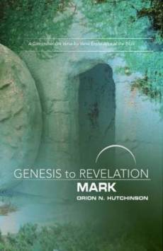 Genesis to Revelation: Mark Participant Book