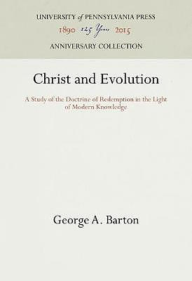 Christ and Evolution