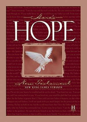 NKJV New Testament: Here's Hope