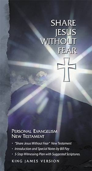 Kjv Share Jesus Without Fear Nt