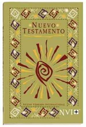 NVI New Testament: Green Fiesta