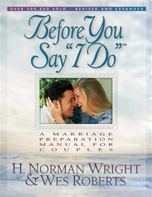 """Before You Say """"I Do"""""""