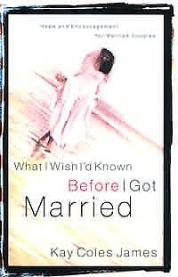 What I Wish I'd Known Before I Got Married