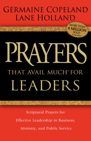 Prayers That Avail Much For Leaders Pb