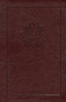NASB Topical Reference Bible, Burgundy, Imitation Leather