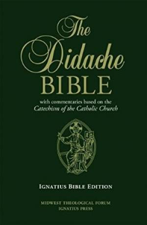 RSV The Didache Bible: Hardback