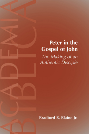 Peter In The Gospel Of John