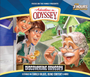 Discovering Odyssey Cd