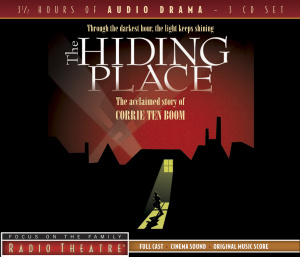 The Hiding Place - audiobook 3 CD Set
