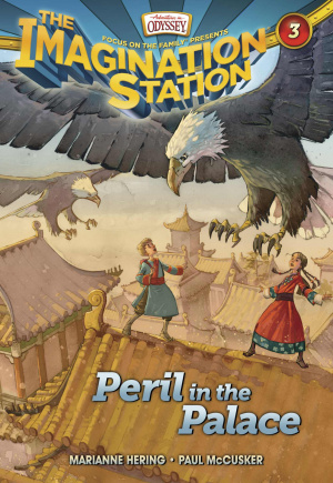 Peril In The Palace # 3 Pb