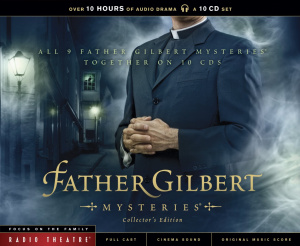 Father Gilbert Mysteries Audio Cd