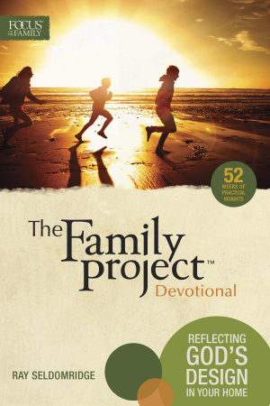Family Project The Devotional Pb