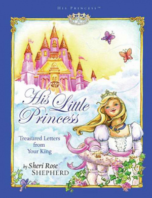 His Little Princess Padded Hb