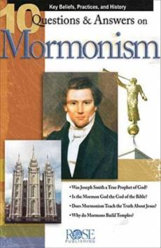 10 Q And A On Mormonism Pamphlet