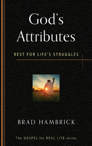 God's Attributes : Rest for Life's Struggles