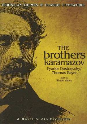 Brothers Karamazov The Audio Cd