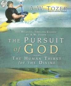 The Pursuit Of God Audio Book CD