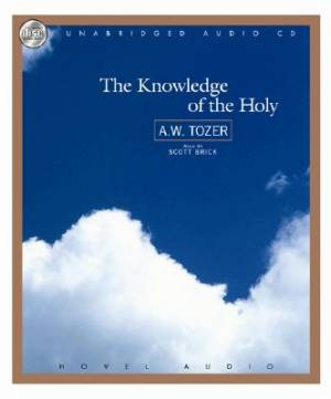 The Knowledge of the Holy - Audio Book on CD