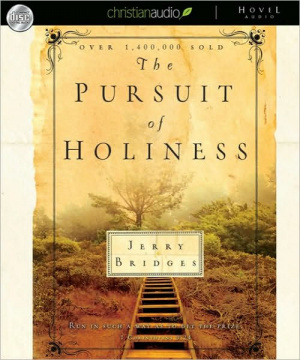 The Pursuit of Holiness Audio Book on CD