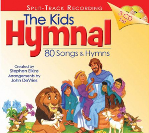Kids Hymnal 3 CD Set Super Saver : 80 Songs And Hymns