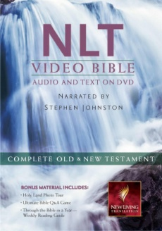 Bible On DVD Narrated By Stephen Johnston