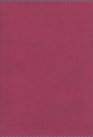 KJV Compact Reference Bible Pink Imitation Leather
