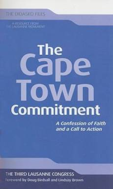 Cape Town Commitment The