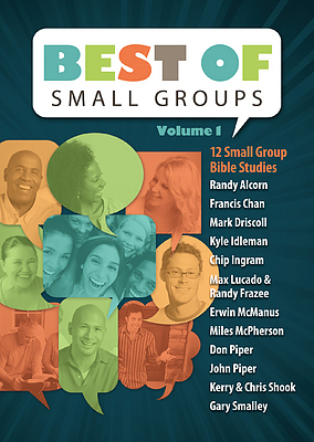 The Best of Small Groups Volume 1 DVD
