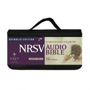 NRSV Audio CD Bible with Apocrypha