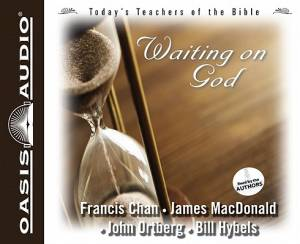 Waiting On God - Audiobook