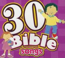 30 Bible Songs CD