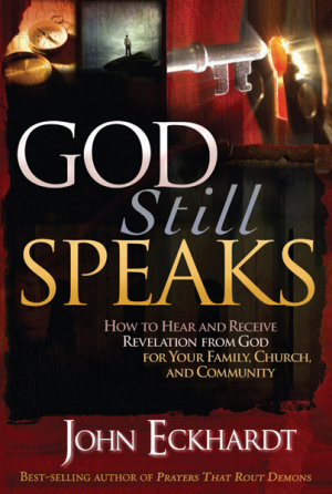 God Still Speaks