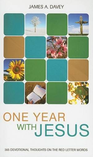 One Year With Jesus Mmpb