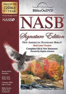 NASB on DVD Signature Edition: Red Letter Edition