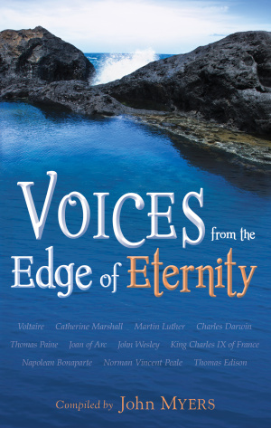Voices From The Edge Of Eternity Paperback Book