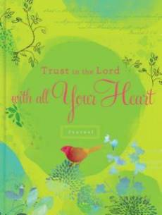 Trust In The Lord Signature Journal