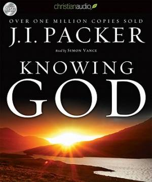 Knowing God Audio Book on CD