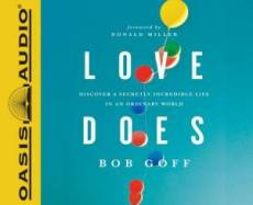 Love Does - Audiobook