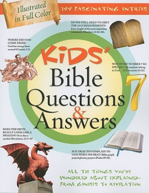 Kids Bible Questions And Answers