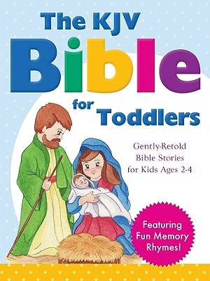 Kjv Bible For Toddlers