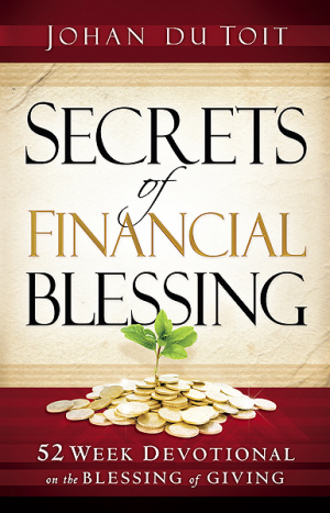Secrets Of Financial Blessing Hb