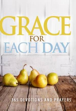 Grace For Each Day Paperback Book